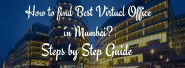 How to find Best Virtual Office in Mumbai?