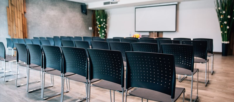 Auditorium Style Rooms in all 29 states of India
