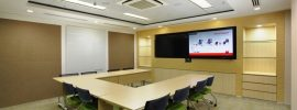 Book safest meeting rooms on rent in India